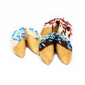 Печенье с предсказаниями Вышиванка