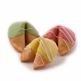 Печенье с предсказаниями Фортуна (серая) №2