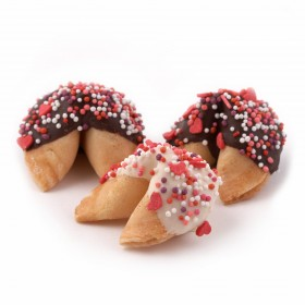 Печенье с предсказаниями Лакомка mix