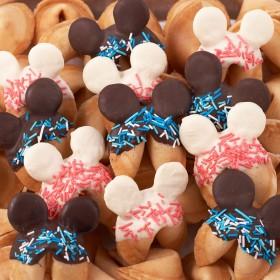 Печенье с предсказаниями Микки Маус
